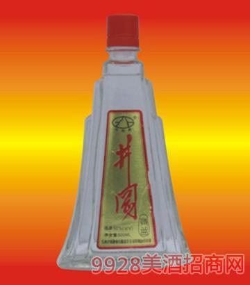50度井冈特曲酒(山型瓶)500ml