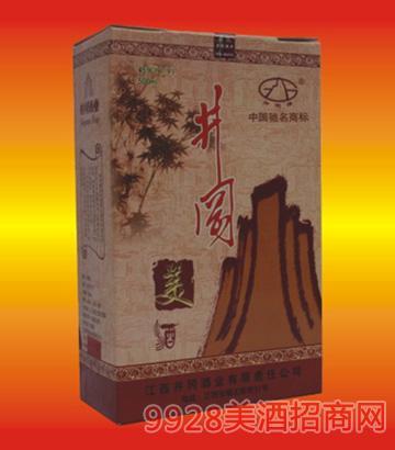 45度井冈美酒500mlx8