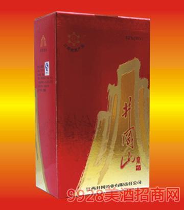 52度井冈山窖酒500mlx6