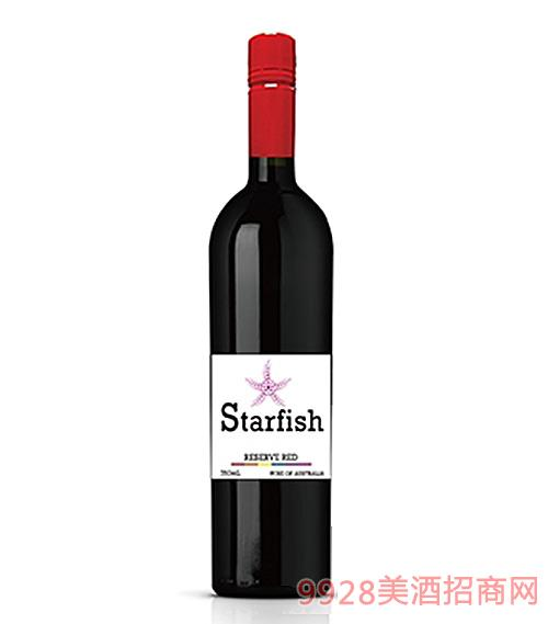 海之星干红葡萄酒