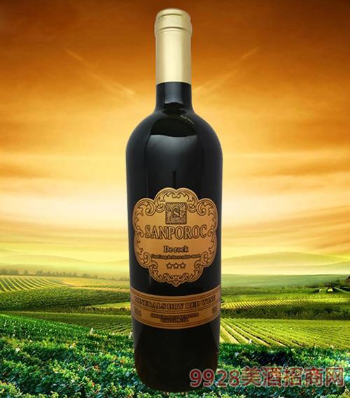 圣堡罗克庄园·金钻干红葡萄酒