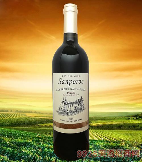 圣堡罗克庄园·皇室干红葡萄酒