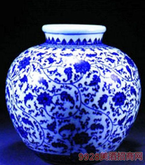 贵州花酒(花酿原浆私藏酒·传世青花)
