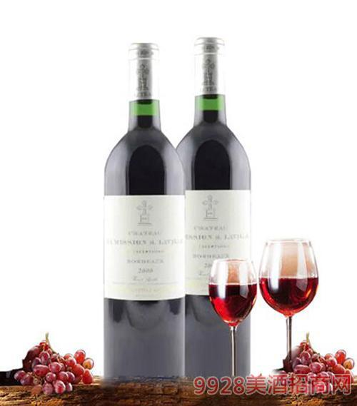 法国利美醇红葡萄酒