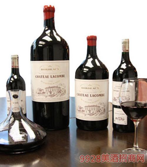 法国利金比珍藏及送礼葡萄酒(全家福)