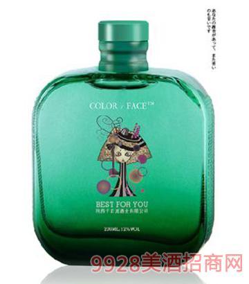 千君渡果酒(绿)
