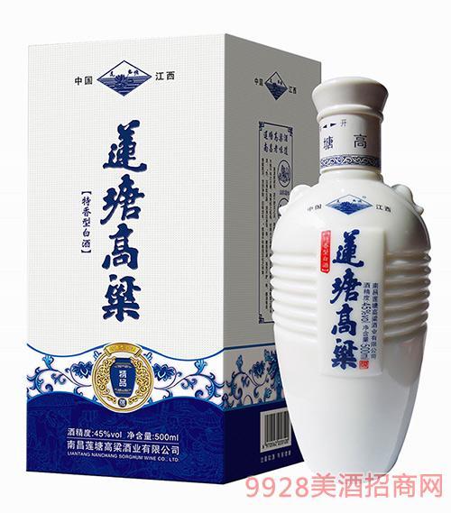 莲塘高粱酒精品45度500ml