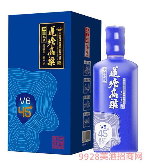 莲塘高粱酒V6-45度500ml