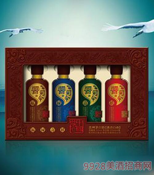 酱司 令福禄寿喜酒