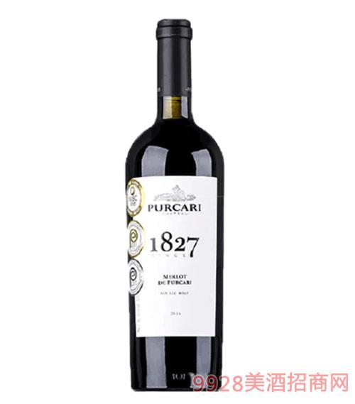 摩尔多瓦普嘉利美乐葡萄酒2014