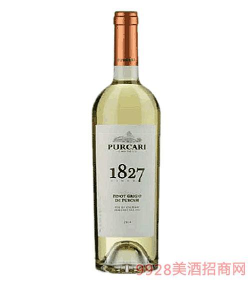 摩尔多瓦普嘉利灰皮诺葡萄酒2014