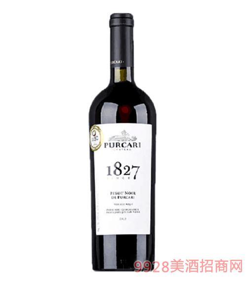 摩尔多瓦普嘉利黑皮诺葡萄酒2015