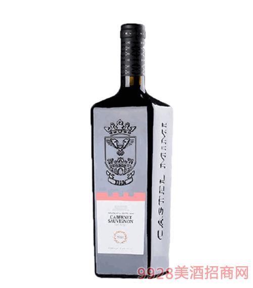 卡斯特秘密诺赤霞珠干红葡萄酒