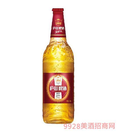 庐山啤酒550ml