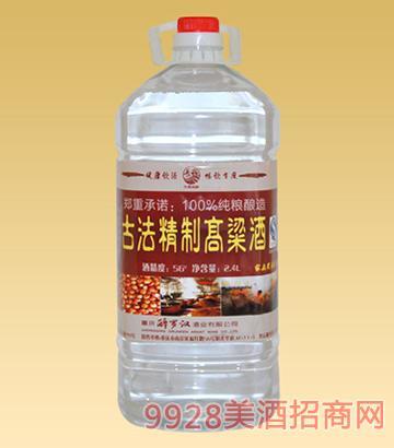 古法精制高粱酒56°2.4Lx6