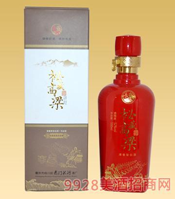 秘藏高粱酒红妆52°500mlx6