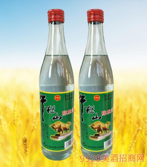 午栏山陈酿酒瓶装42度500ml