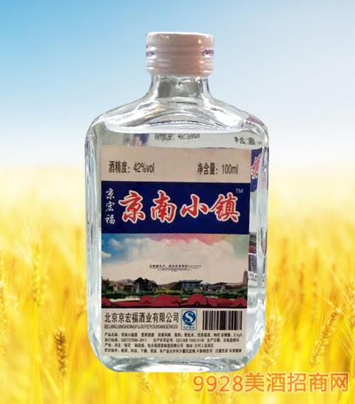京南小镇酒42度100ml