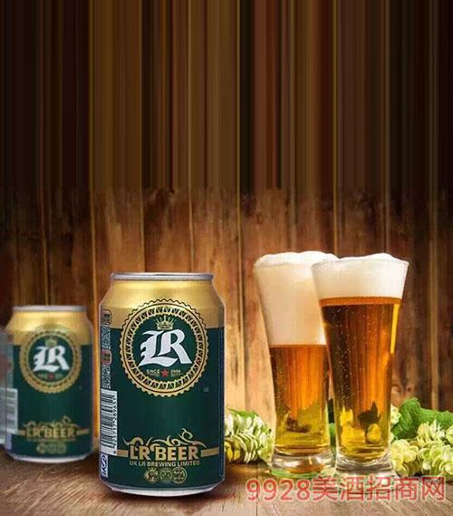 LR陆虎啤酒330ml