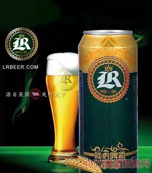 陆虎啤酒330ml