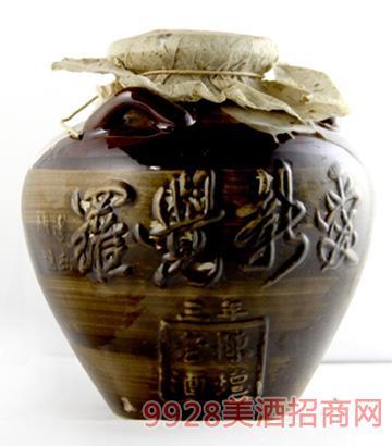 陈坛老酒50度1500ml