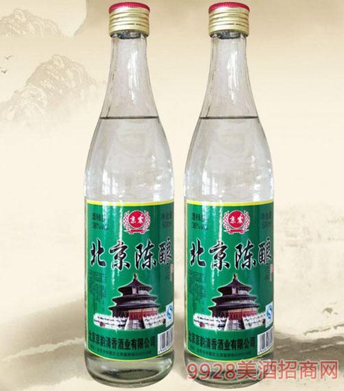 京震北京陈酿酒38度500ml