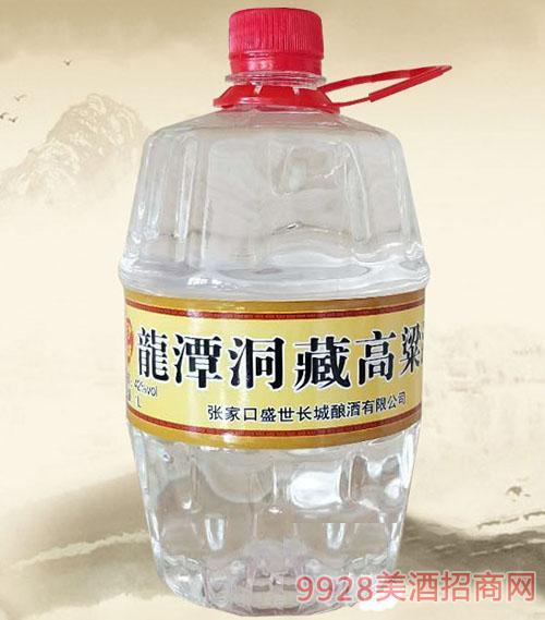 龙潭洞藏高粱酒42度1L