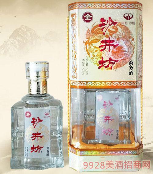 沙井坊商务酒42度500ml