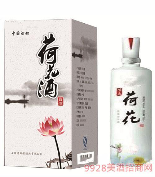 黔徽酒·白色荷花酒