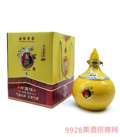 龙韵酒黄坛盒装