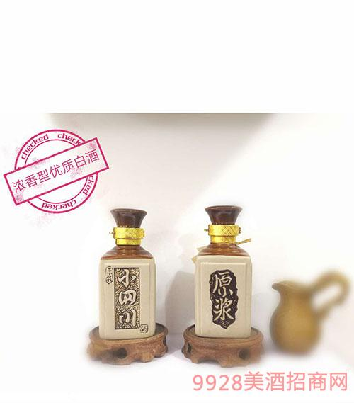 小四川原浆酒