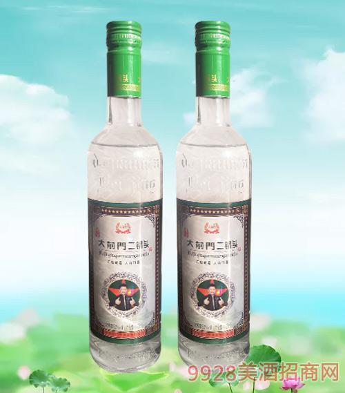 北京大前门二锅头酒52度500ml