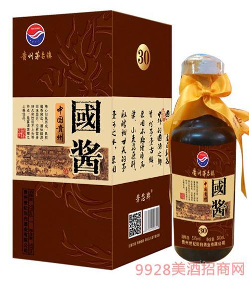 国酱酒三十年陈酿53度