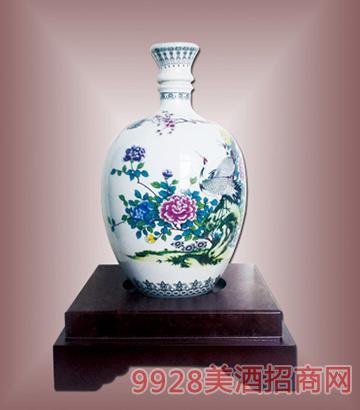 高祖酒冬瓜仙鶴瓶62度500ml
