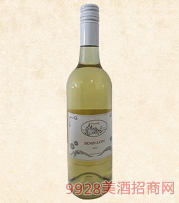 澳洲干白葡萄酒