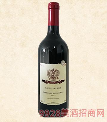 澳洲隆谷120年老藤西拉子2014干红葡萄酒
