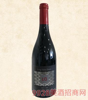 澳洲小唯多干红葡萄酒