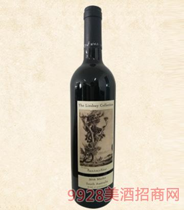 琳赛酒庄梅洛干红葡萄酒