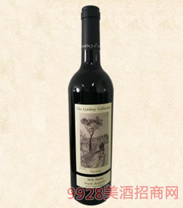 澳洲琳赛酒庄西拉子干红葡萄酒
