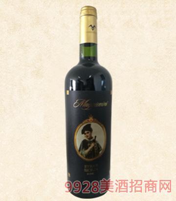 公主西拉干红葡萄酒