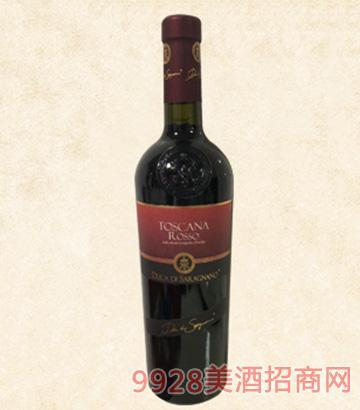 意大利干红葡萄酒14.5度