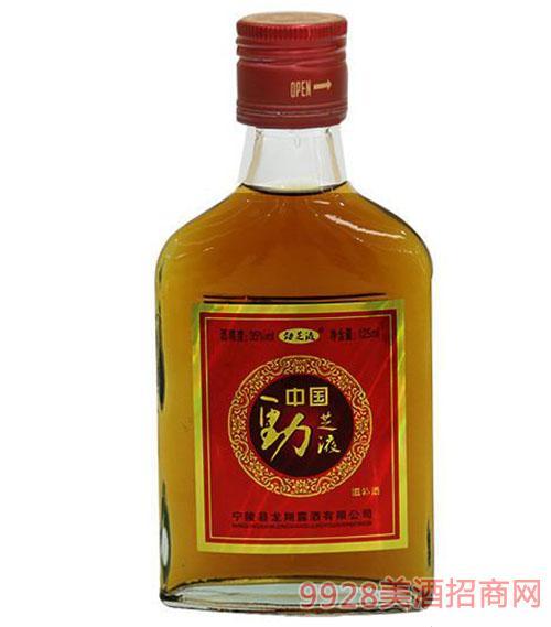 劲芝液酒养生酒35度125ml