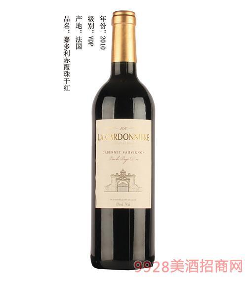 嘉多利赤霞珠干红葡萄酒
