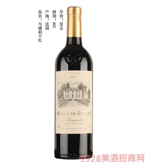马德利干红葡萄酒