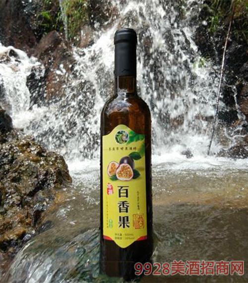 岑梅百香果酒