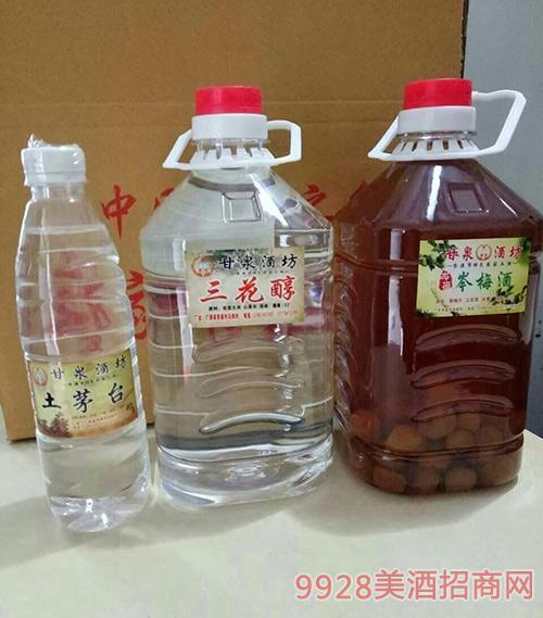 米酒白酒高低度粮食酒