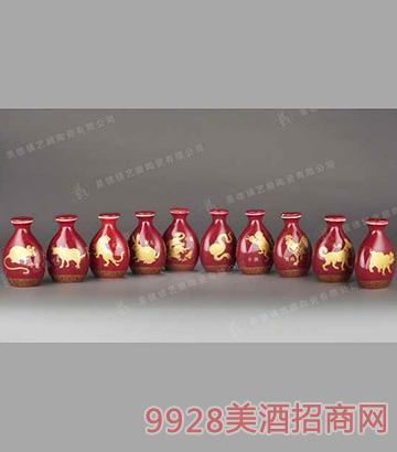 酒瓶HY0031-500ml