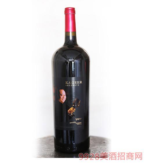 卡格尔赤霞珠干红葡萄酒1500ML