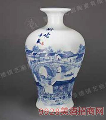 酒瓶QH0054-2500ml