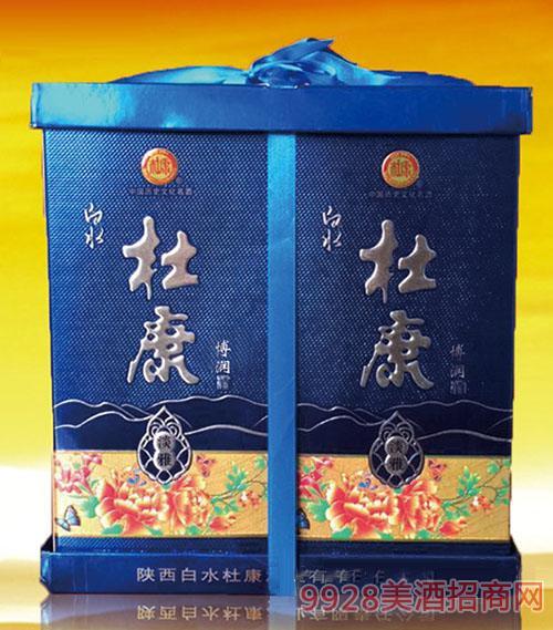 白水杜康酒淡雅礼盒